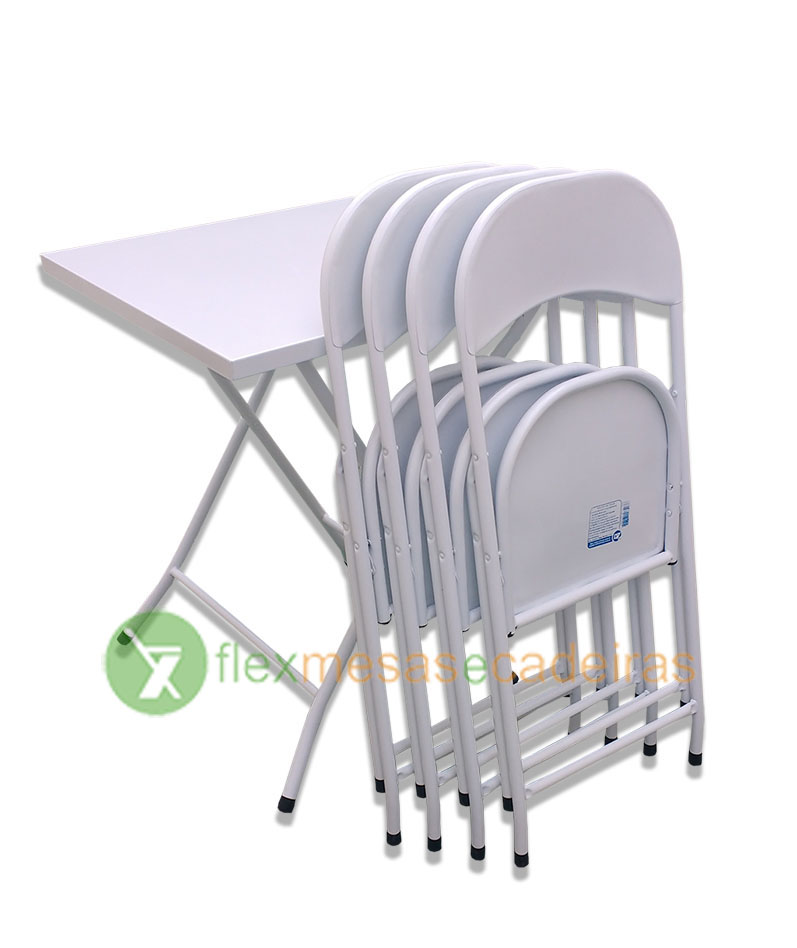 mesa de jardim ferro:conjunto-jogo-de-mesas-bar-buteco-dobravel-de-metal-ferro-a_o-mesa-e