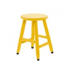 banco-banqueta-baixo-baixa-madeira-macica-cozinha-bar-amarelo