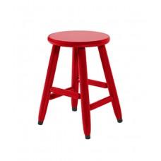 banco-banqueta-baixo-baixa-madeira-macica-cozinha-bar-vermelho