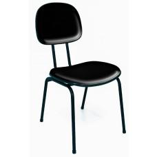 cadeira-secretaria-fixa-pe-palito-flex-preta